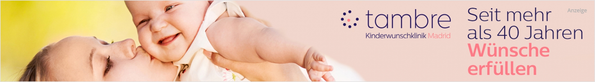 Eizellspende in Spanien Tambre Kinderwunschklinik Madrid